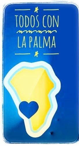 El Colegio de Lourdes ayuda a La Palma